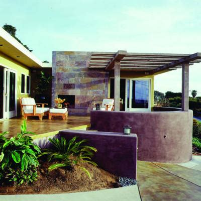 Patio Ideas Sunset Magazine Front Yard Family Room Patio Ideas And Designs Sunset