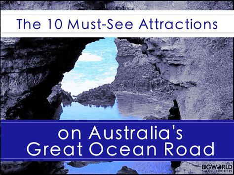 10 Great You To See by The 10 Great Road Attractions You Can T Miss