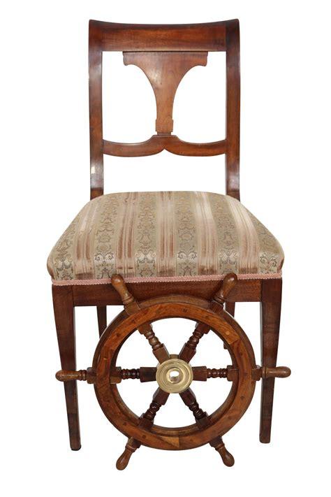 volante della nave volante della nave legno ottone ruota barca 48 centimetri