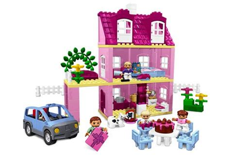 duplo doll house lego duplo cake cake chocolate birthday brown pink dollhouse 31287 ebay