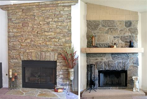 Fireplace Overlay by Vertical Concrete Overlays Add Real Value To Your Home