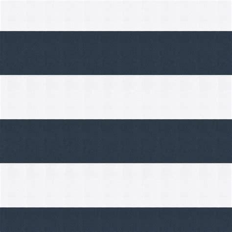 White Strif Navy navy blue and white horizontal stripes