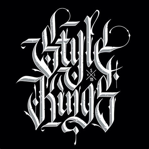 tattoo fonts king 1000 ideas about lettering styles on