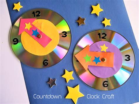 cd clock craft 171 funnycrafts