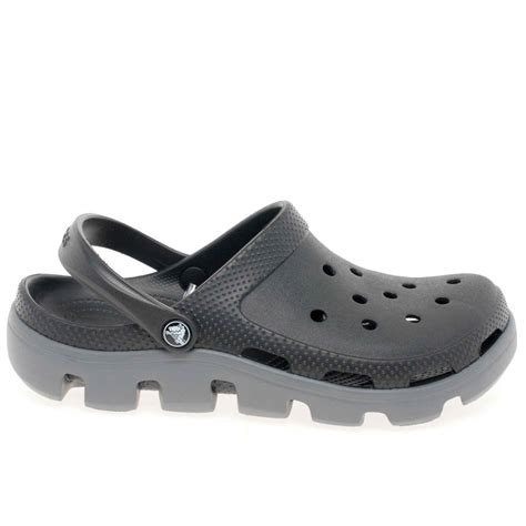mens crocs sandals crocs duet sport mens sandals crocs from charles clinkard uk
