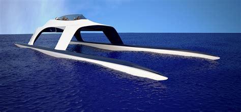 catamaran define this insane catarmaran is the lamborghini of boats