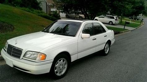 how to sell used cars 1997 mercedes benz c class instrument cluster purchase used 1997 mercedes benz c280 in suwanee georgia united states for us 4 999 00