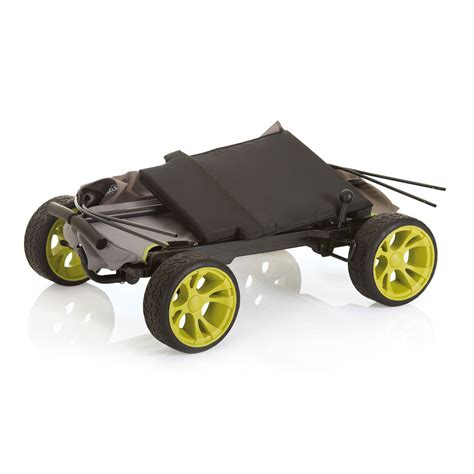 buitenspeelgoed eco hauck eco mobil opvouwbare bolderkar online kopen lobbes nl