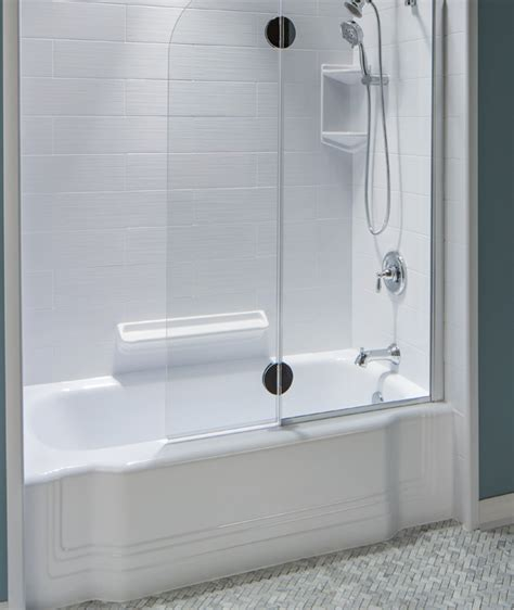 showers and bathtubs bathroom remodeling acrylic bathtubs and showers bath