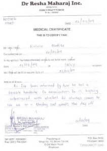 Self Certificate Sick Note Template Fake Doctors Note Template Free Doctor Excuse Pdf Sick