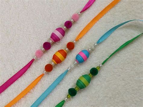 paper quilling beads tutorial 22 best images about rakhi on pinterest rakhi tutorials