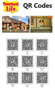 Tomodachi life qr codes source http boothedogs com tomodachi