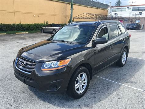 Hyundai Santa Fe For Sale By Owner by 2011 Hyundai Santa Fe For Sale By Owner In Fl 33084
