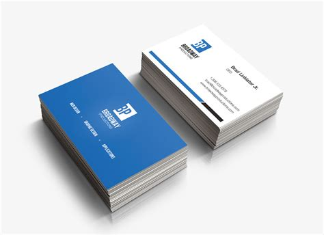 foray business card template 5 free business card templates themeco