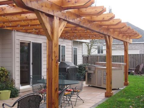 20 Best Images About Pergolas And More On Pinterest Cedar Pergola Designs