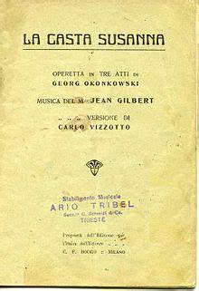 casta libretto jean gilbert
