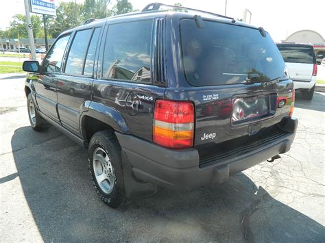 1998 Jeep Grand Mpg 1998 Jeep Grand Abs