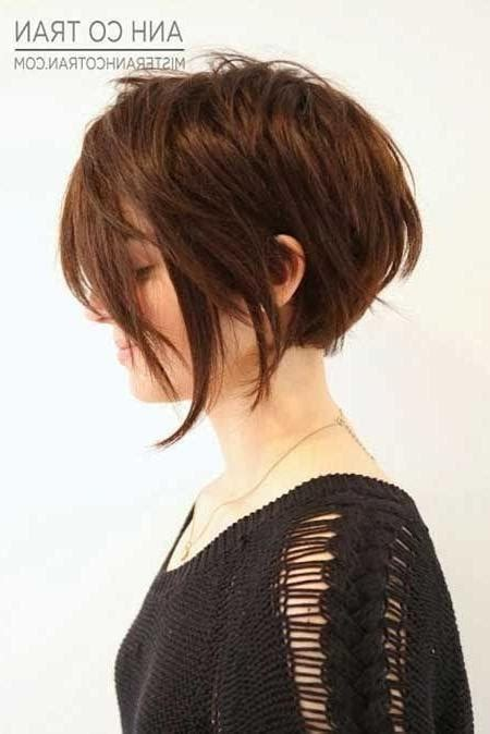 back view of very short asymmetrical haircuts 15 collection of asymmetrical bob hairstyles back view