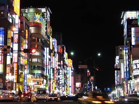 imagenes de japon la ciudad wallpapers ciudades nocturnas taringa