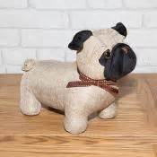 pug door stop doormats and cushion range