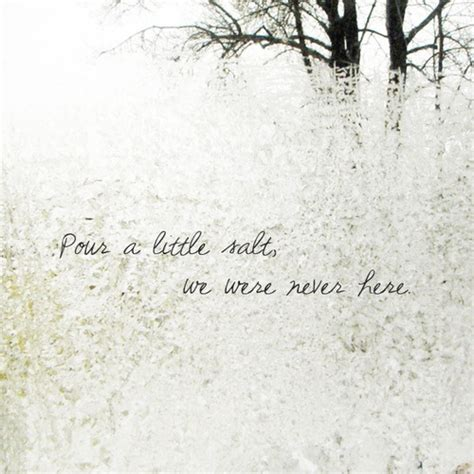 best bon iver song bon iver lyrics are poetry quotes and words