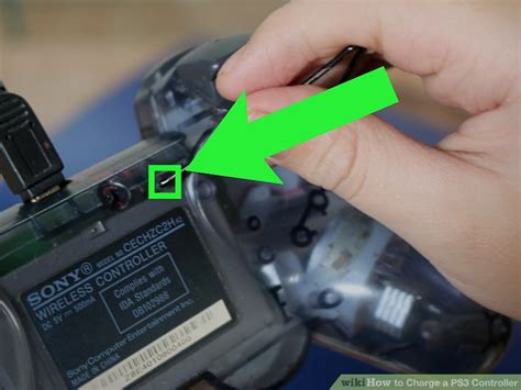 reset ps3 to video how to charge a ps3 controller 10 steps with pictures
