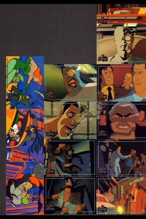 batman pattern trading 77 best images about batman the animated series on