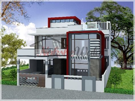 Vastu Floor Plans by Contemporary House Elevation Modern Designs For House India