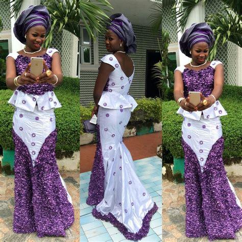 nigerian traditional wedding dress styles african fashion ankara kente kitenge african women