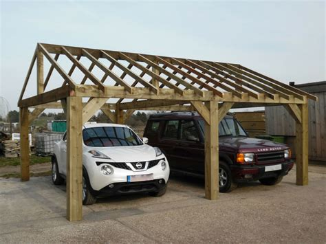 car gazebo wooden garden shelter frame gazebo cart lodge car