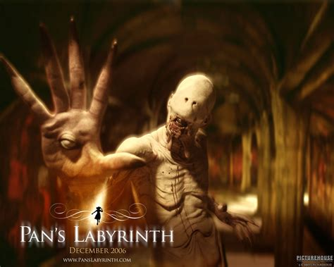 film fantasy labirinto pan s labyrinth horror movies wallpaper 7213647 fanpop
