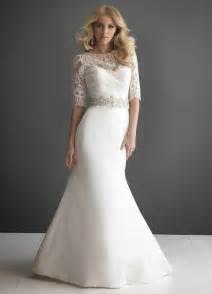Modest elegant wedding dresses sleeves lds design pictures hd