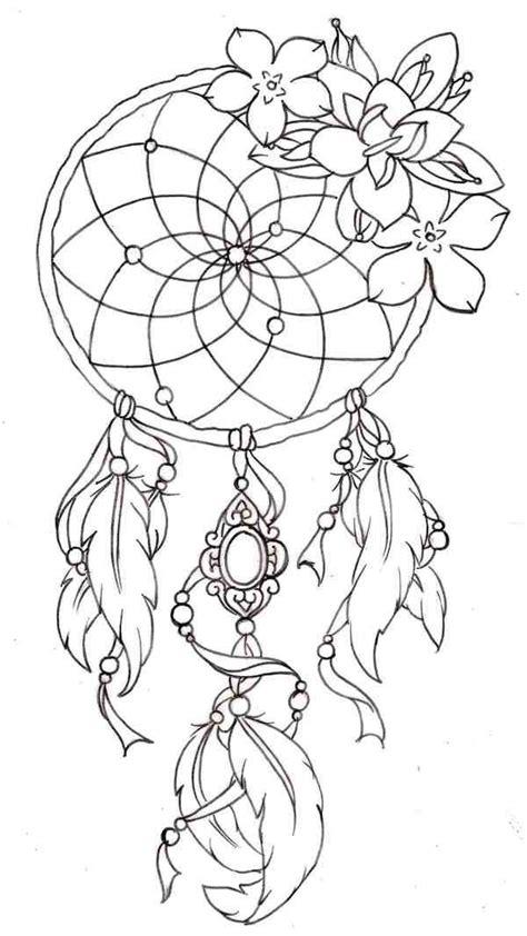 dream catcher tattoo outline dream catcher outline tattoos