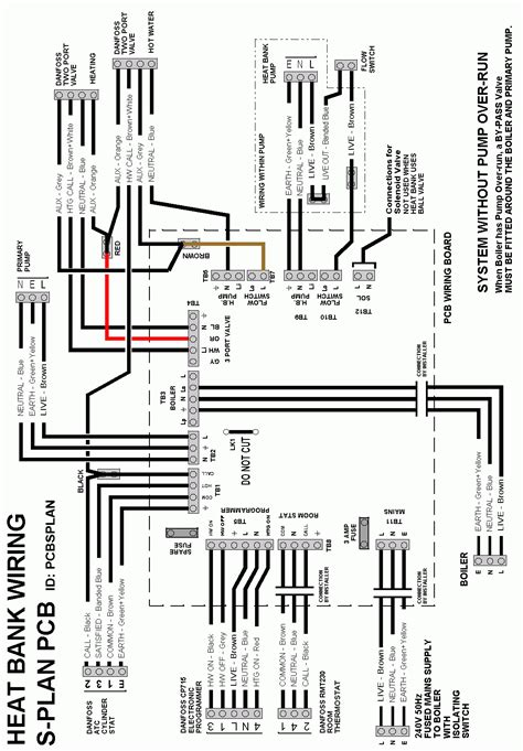 wiring diagram for central heating system telecaster