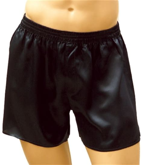 Draped Shirts Silk Satin Boxer Shorts Silkbasics