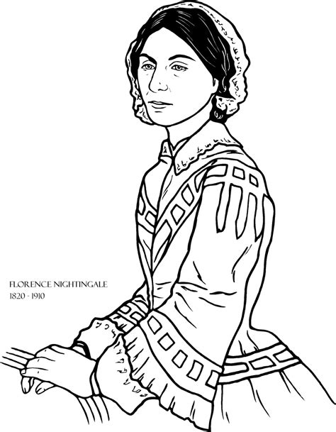 florence nightingale l template last in line