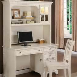 Small Wooden Desk With Hutch Desk With Small Hutch Whitevan