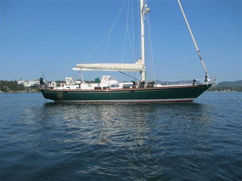 hinckley yachts europe 59 hinckley 2001 zanetia for sale in southwest harbor