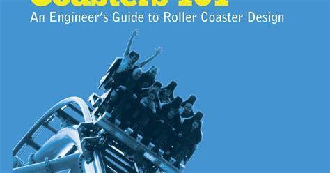 roller coaster design engineer job description amusement authority how to design a coaster