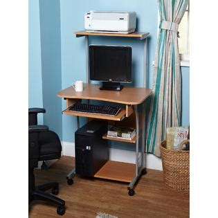 Computer Tower Stand Shelf mobile computer tower with shelf home furniture home office furniture office carts stands