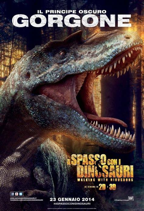 download film dinosaurus gratis a spasso con i dinosauri il character poster italiano di