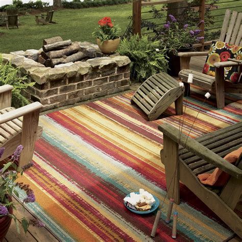 Teppiche Outdoor by Outdoor Bliss Part Deaux Mohawk Homescapes Mohawk