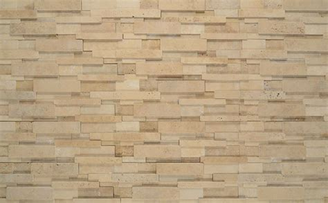 fireplace surround stacked travertine stone rustic and