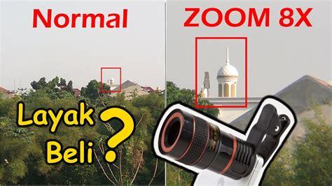 Lensa Buat Handphone review lensa tele zoom handphone 100 ribuan