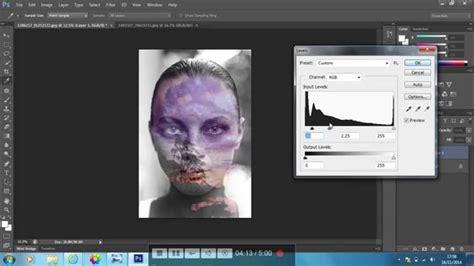 double exposure magic trick tutorial double exposure basic editing tutorial photoshop cs6 youtube