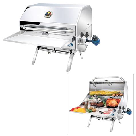 magma boat gas grill magma catalina 2 gourmet series gas grill