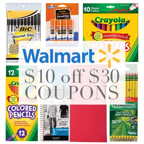 How Does It Take For Walmart To Get A Background Check Back 10 30 Walmart Coupons Save On School Supplies