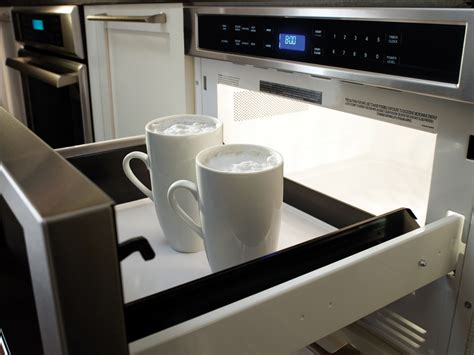 Thermador Microwave Drawer Reviews by Must Thermador S Microdrawer Microwave Reviewed Designed