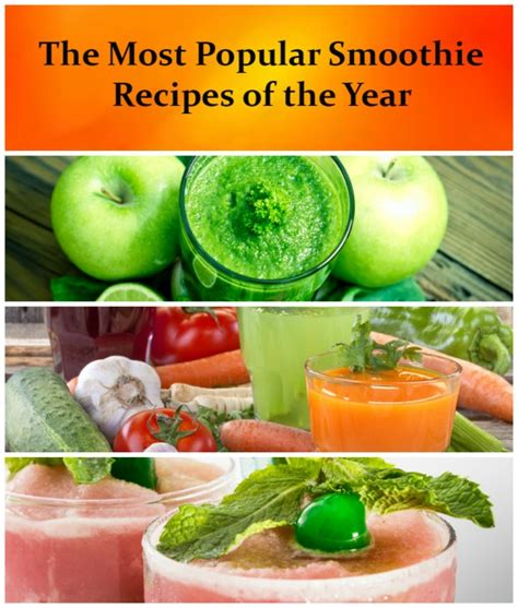 Best Detox Recipe For Nutribullet by Top Ten Smoothie Recipes Of The Year All Nutribullet Recipes