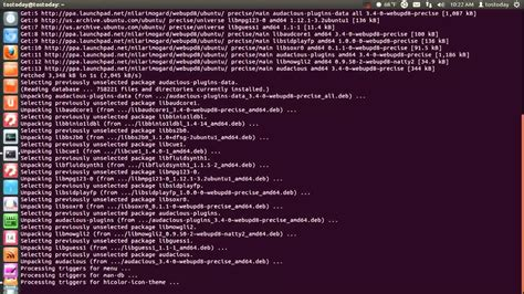 Tutorial Ubuntu Terminal Commands | ubuntu for dummies terminal commands youtube